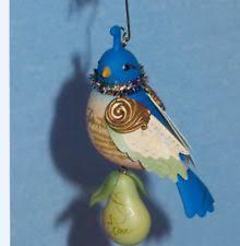 partridge pear tree ornament ebay