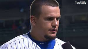 kyle schwarber homers cubs ahead of giants mlb com