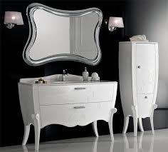 Wohnzimmerm El Furniert Italienische Badezimmer Möbel Und Luxus Badmoebel Set Margot Weiss