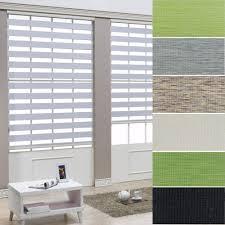 b u0026c korea roller blind zebra shade home window blind width size