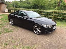 land rover bmw used bmw 4 series 420i sport 2dr business media for sale in