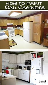 what paint to use on oak cabinets painting oak cabinets thriving home