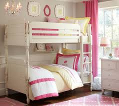 Pottery Barn Comforters Bed U0026 Bath Gorgeous Pottery Barn Bunk Beds For Kid Room Decor