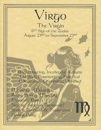 zodiac posters virgo zodiac poster parchment posters 4 sacred space