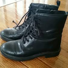 womens boots size 12 medium mudd mudd combat boots s size 6 medium from wendy s