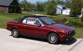 red maserati convertible curbside classic 1986 maserati biturbo spyder u2013 do you feel lucky