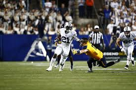Byu by Byu Shoots Down Rockets With Late Almond Field Goal U2013 St George News