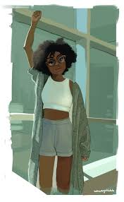 25 beautiful afro art ideas on pinterest black art natural