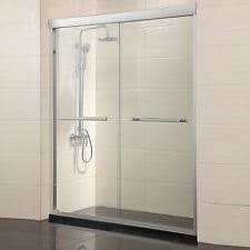 glass shower door ebay