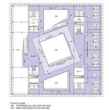 public restroom floor plan gallery of tehran stock exchange competition 2nd prize hadi