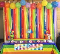 Rainbow Party Decorations 16 Best Lollos Party Images On Pinterest Birthday Party Ideas
