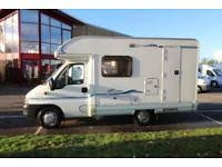 motorhome 2 berth in scotland campervans u0026 motor homes for sale