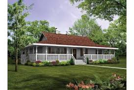 cottage house plans with wrap around porch pleasurable single floor house plans wrap around porch 5 eplans