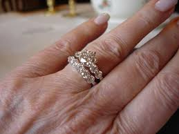 engagement and wedding rings post photos only of your engagement wedding ring s here purseforum