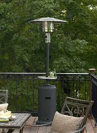 Living Flame Patio Heater by How To Choose A Good Patio Heater