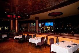 modern upscale fine dining restaurant interior design of the range