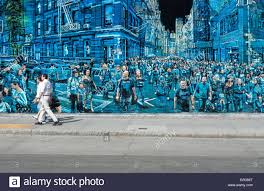bowery mural wall stock photos bowery mural wall stock images street art mural at houston and the bowery in new york city stock image