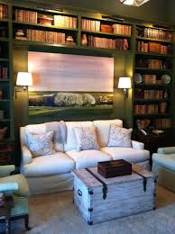 green study in nashville southern living home living with color