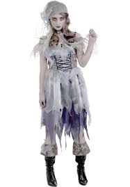 Pirates Caribbean Halloween Costume Pirate Wench Zombie Ghost Caribbean Fancy Dress Halloween