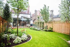 Wandsworth Urban Garden Design With York Stone Paving Complicated