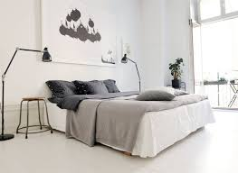 No Headboard Ideas by Reader Request Headboard Less Beds Desire To Inspire