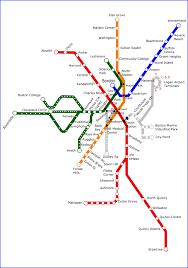 Boston Airport Map Boston Transportation U2022 Mapsof Net