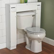 Toilet Space Saver Oak Bathroom Cabinets Over Toilet Descargas Mundiales Com