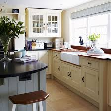 FederationHouse Edwardian Kitchens - Kitchen with belfast sink