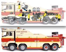 lego technic 2017 lego technic tow truck the lego car blog
