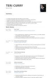 Postal Clerk Resume Sample File Clerk Sle Resume 28 Images File Clerk Resume Sle Template