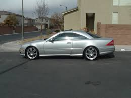 is it possible to make a cl55 amg look any better than it already