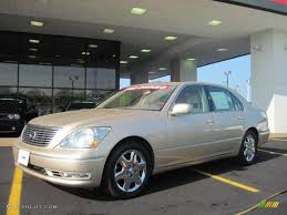 lexus sedan 2005 2005 mystic gold metallic lexus ls 430 sedan 30616724 gtcarlot