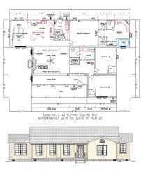 3 Bedroom Trailer Floor Plans by 3 Bedroom Floor Plan F 3029 Hawks Homes Manufactured U0026 Modular