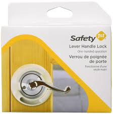 amazon com safety 1st lever handle lock childrens home safety