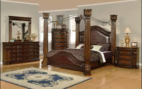 bedroom classy decorations with canopy bedroom furniture sets
