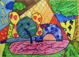 romero britto the talking walls romero britto art lesson for kids