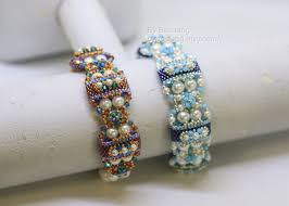 bracelet tutorials images Deepika carrier beads bracelet tutorials JPG