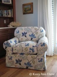 Slipcover Furniture Living Room Go Bold With Patterned Slipcovers U2014 Slipcoverfabrics Com