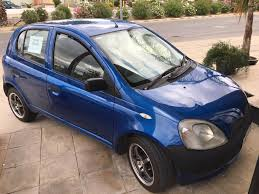 toyota yaris 2001 for sale toyota yaris 2001 year for sale in pafos price 3 200 cars