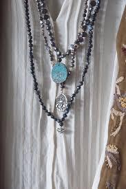 long boho pendant necklace images Bird necklace boho necklace long hippie necklaces long beaded jpg