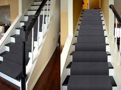 Stairway Rug Runners Ikea Rug Mat Stair Tread Diy On Our Little Stairs This Would Be