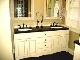 menards vanity mirror double sets bath tops industrial single sink