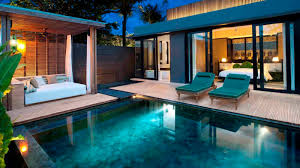 The Backyard Hotel W Bali Seminyak Luxury Hotel In Bali