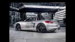 Porsche Boxster Lowered - 2013 techart porsche 981 boxster youtube