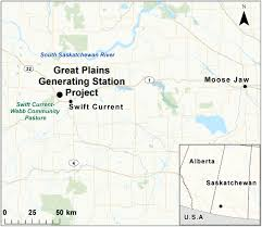 The Great Plains Map Canadian Environmental Assessment Registry Environmental