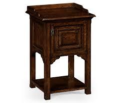 Oak Bedside Tables Style Dark Oak Bedside Table