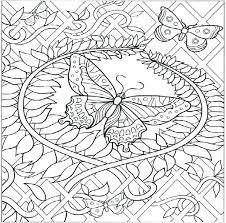 butterfly coloring pages free printable butterfly coloring pages