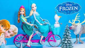 frozen disney queen elsa princess anna frozen bicycle disney