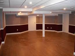 Laminate Basement Flooring The Simple Idea About The Basement Wall Panels Basement This Old