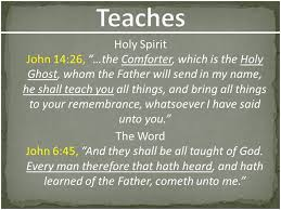 Holy Spirit My Comforter The Indwelling Of The Holy Spirit Part 3 Ppt Online Download
